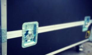 flightcase sticker