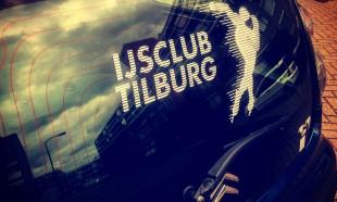 logo sticker autobelettering